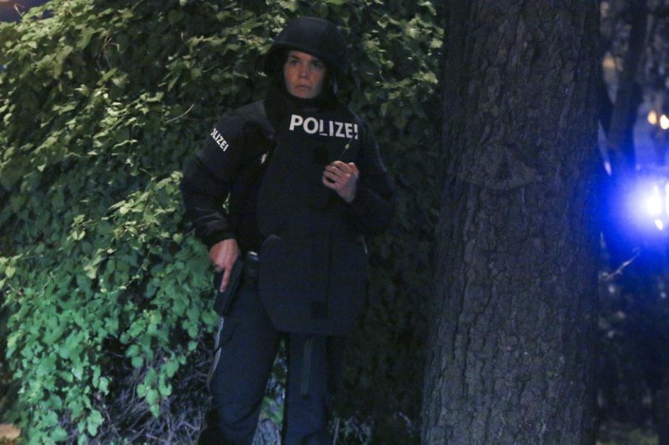 Zamach w Wiedniu [FOTORELACJA]