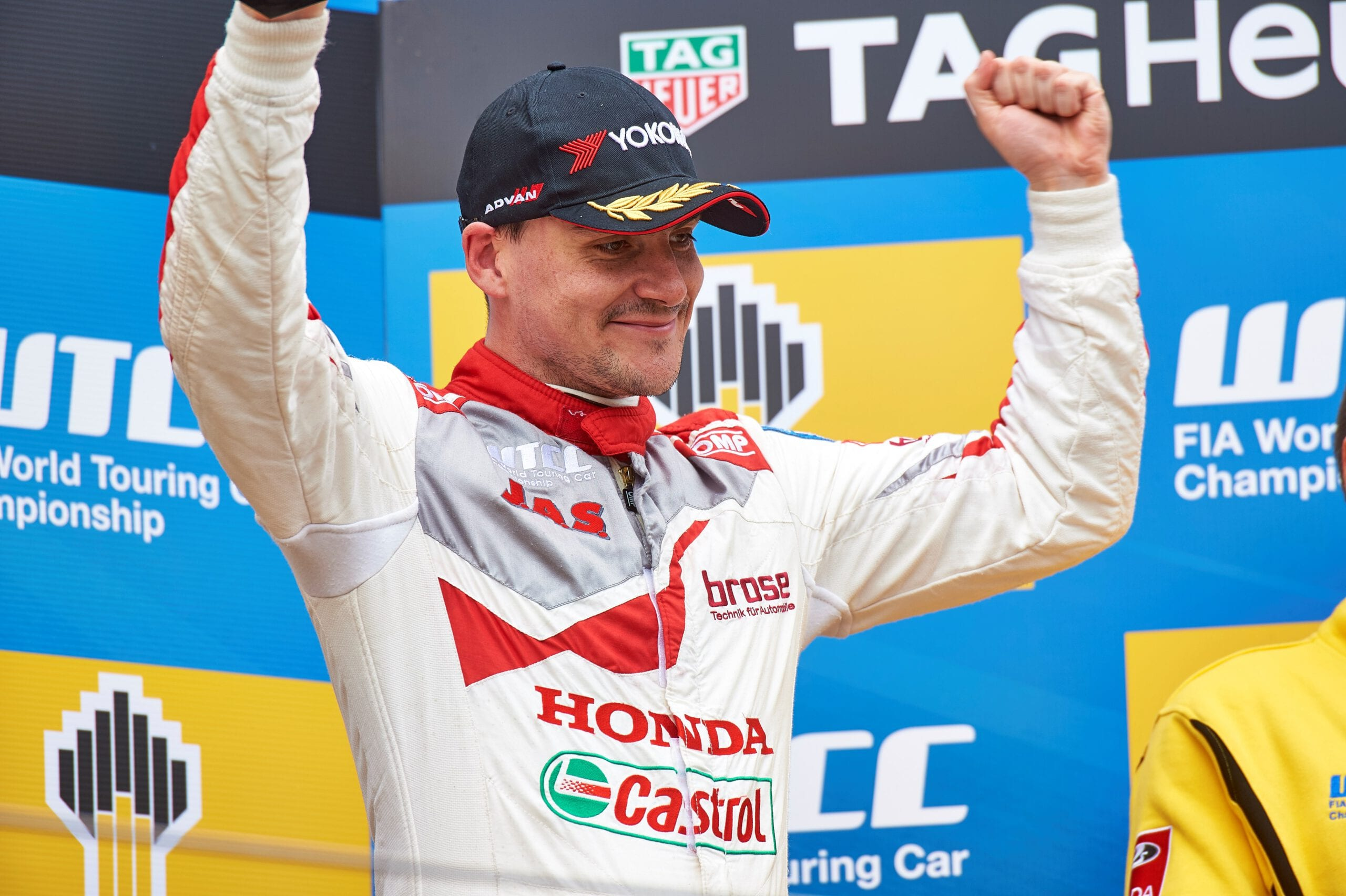 WTCC Rd 6 - Moscow, Russia