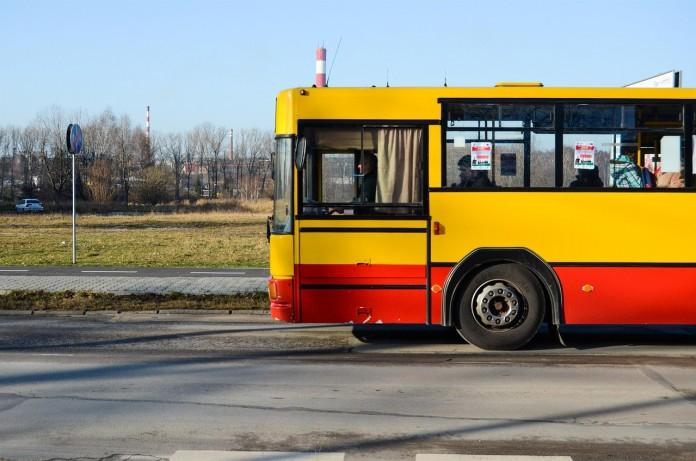 straż miejska interweniowała w autobusie