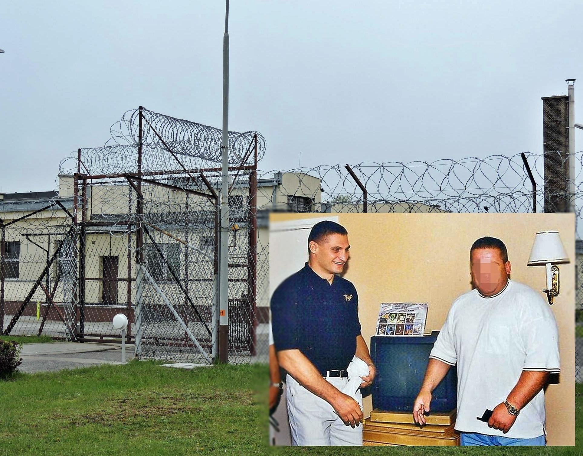 spotykanie się z kimś, kto poszedł do więzienia