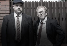 Serial Ranczo TVP Cezary Żak Artur Barciś