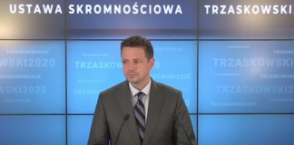 Tomasz Lis o Rafale Trzaskowskim