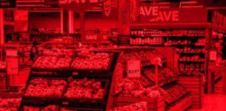 Zwłoki w sklepie Carrefour