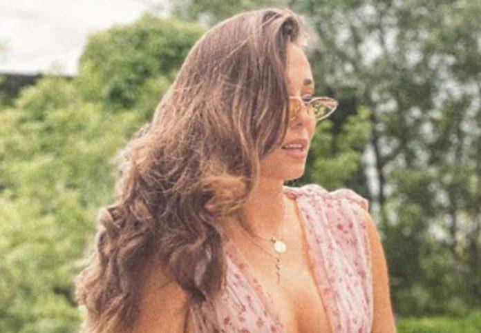Izabella Krzan to aniołek TVP