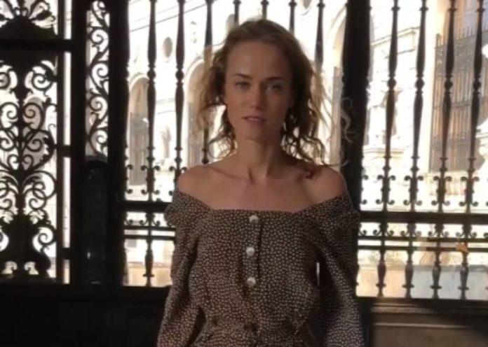 Katerina Kowalczuk na gorącym zdjęciu