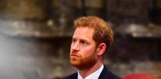 Książę Harry jest bezradny