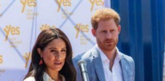Kryzys w związku Meghan Markle i Księcia Harry'ego?