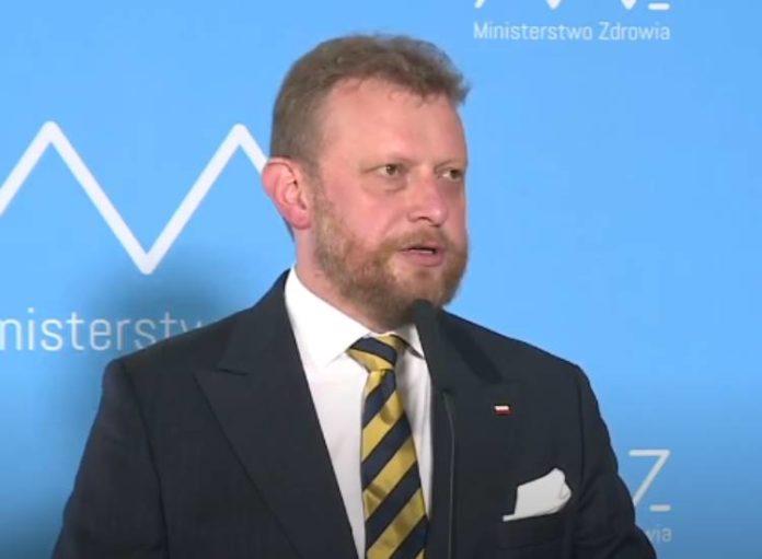 Łukasz Szumowski odchodzi minister zdrowia