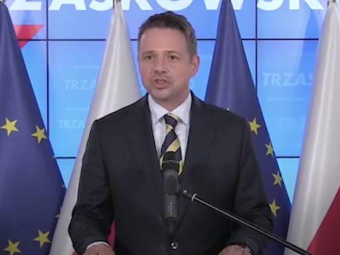 Rafał Trzaskowski i Nowa Solidarność