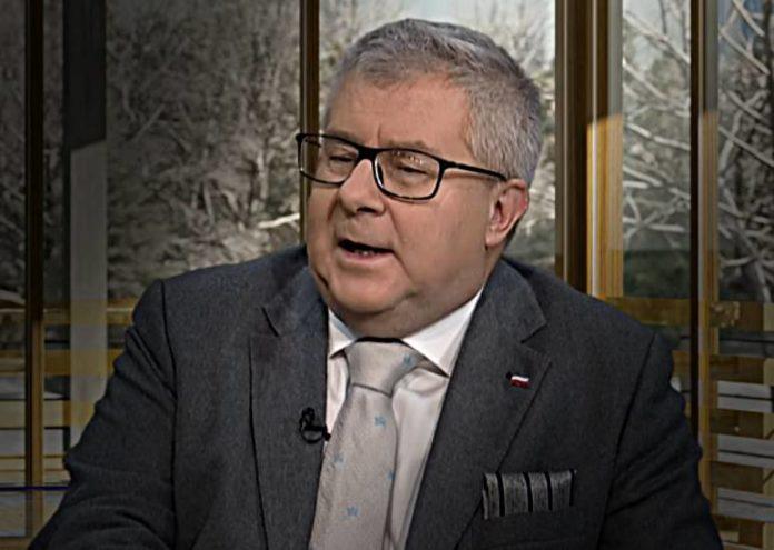 Ryszard Czarnecki ma kolejne kłopoty