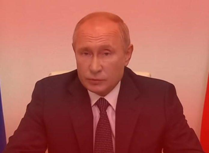 Władimir Putin o szczepionce