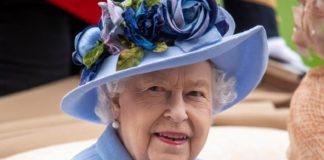 Królowa Elżbieta II (Brytyjska rodzina królewska)