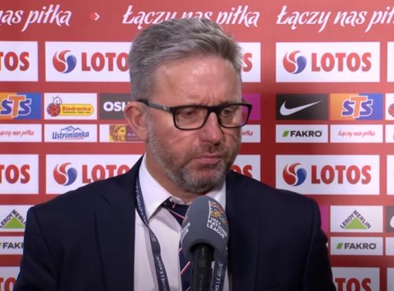 Jerzy Brzęczek koronawirus