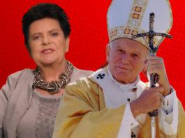 Joanna Senyszyn o Janie Pawle II