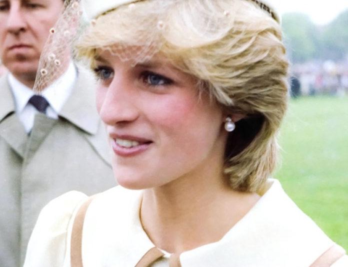 Księżna Diana i jej wielki sekret