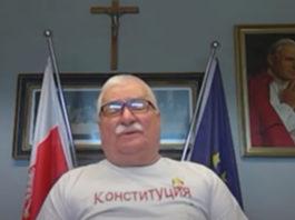 Lech Wałęsa ostro o Polsce
