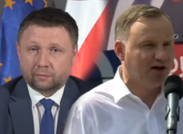 Marcin Kierwiński atakuje Andrzeja Dudę