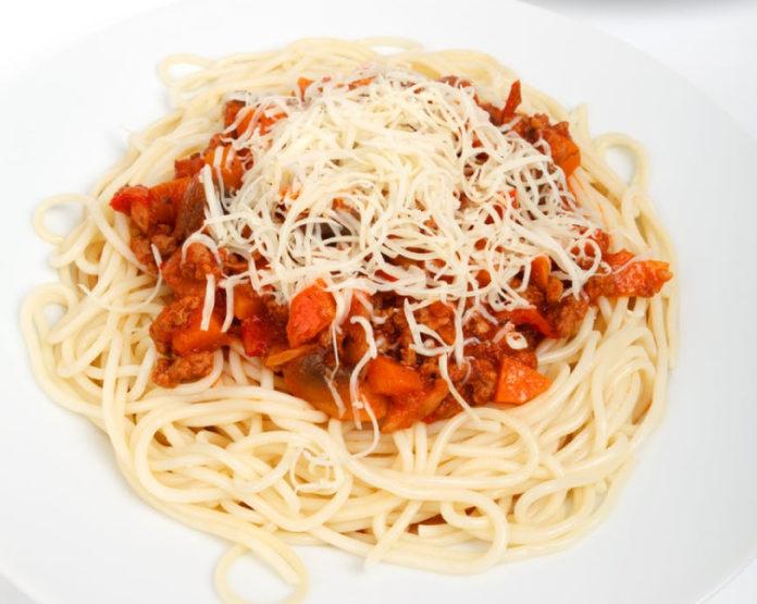 Przepis spaghetti bolognese