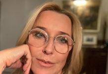 Agata Młynarska choroba