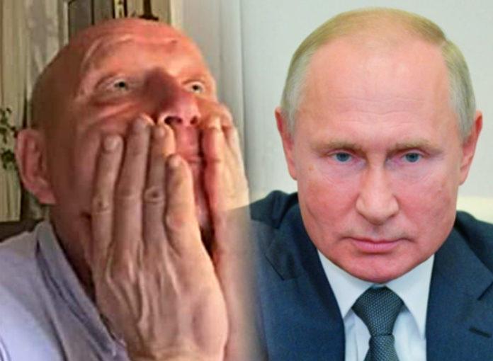 Jasnowidz Jackowski i Władimir Putin