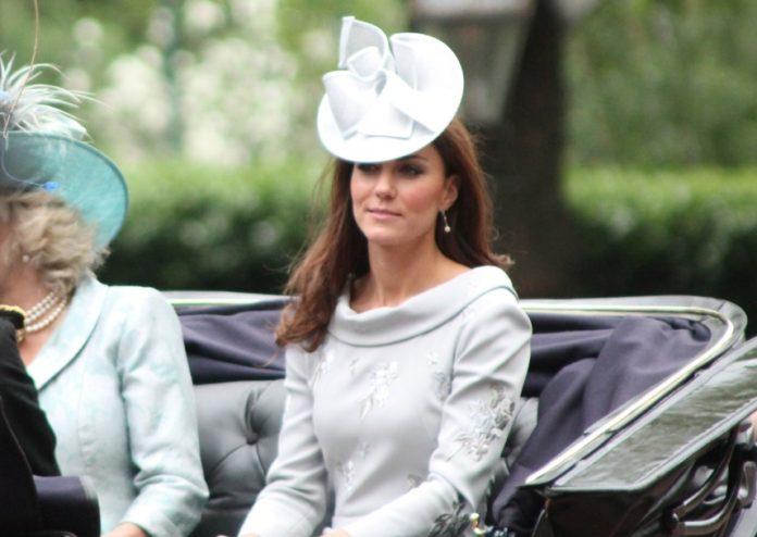 Księżna Kate opuściła rezydencję