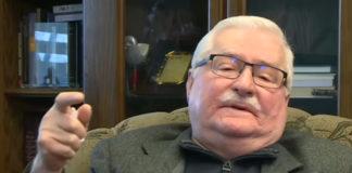 Lech Wałęsa kpi z biednych