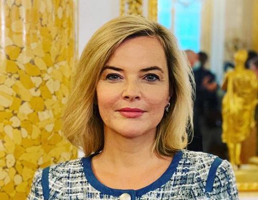 Monika Zamachowska nowa fryzura