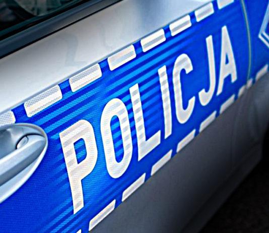 Policja pijany karetka