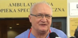 Profesor Krzysztof Simon koronawirus