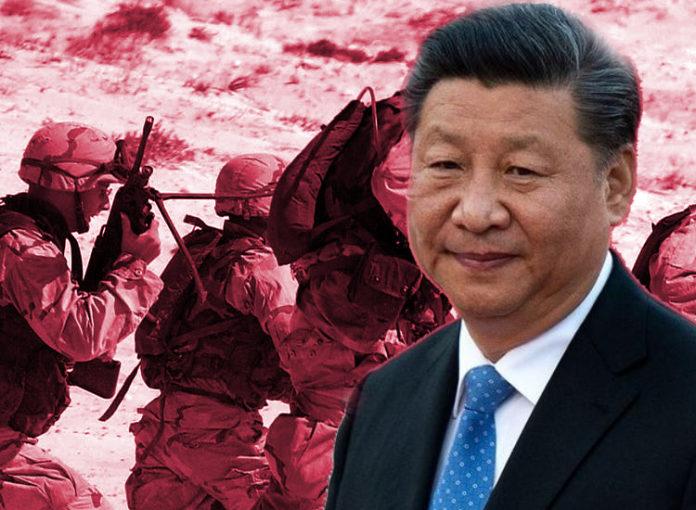 Wojna Chiny