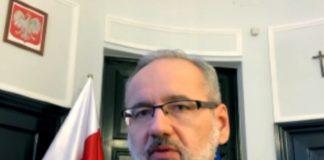 Minister Zdrowia, Adam Niedzielski