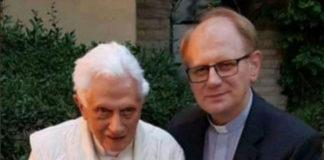 Benedykt XVI stan zdrowia