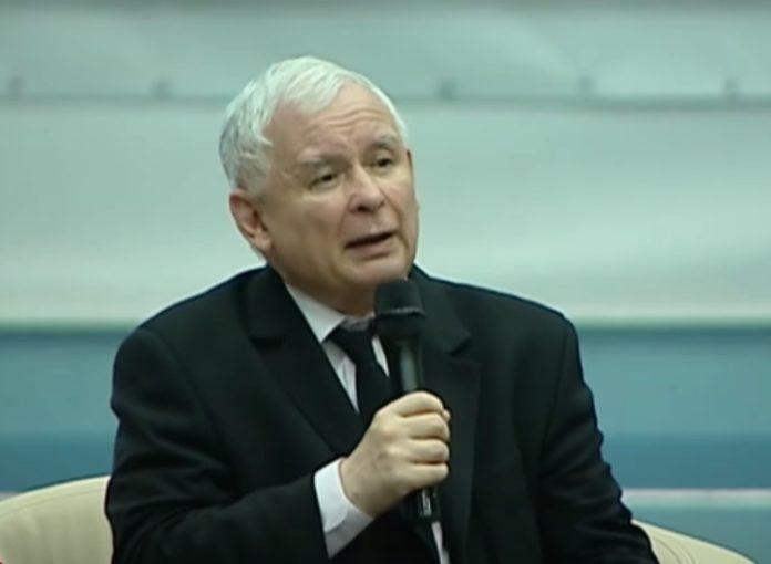 Kaczyński sondaż dla PiS