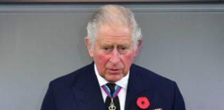 Książę Karol skandal