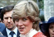 Księżna Diana i jej grób