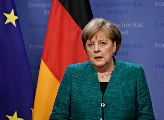 Niemcy, Angela Merkel