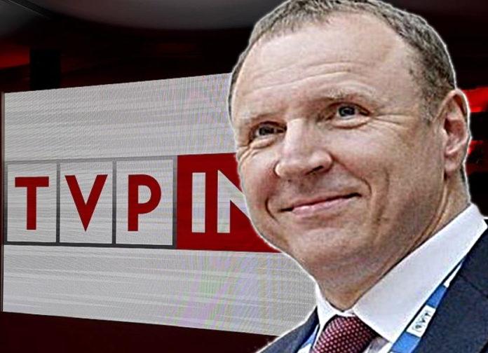 Zniknęła z TVP Info