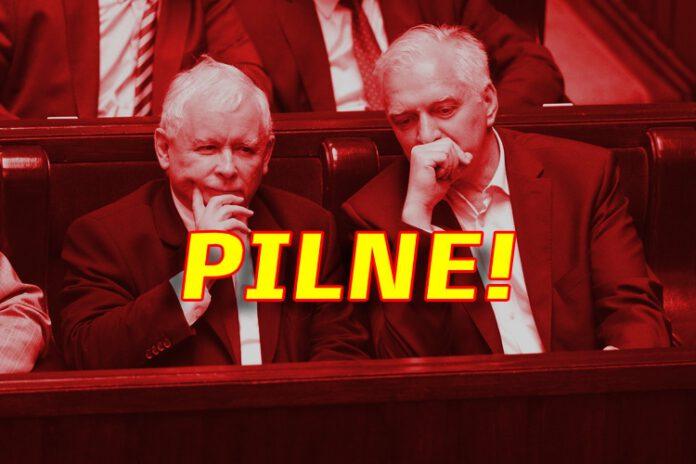 dymisja rząd PiS