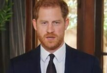 Książę Harry żałoba