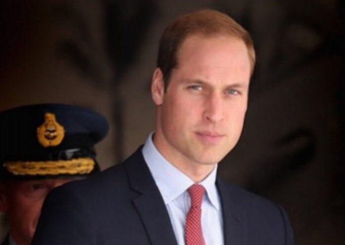 Książę William jest chory