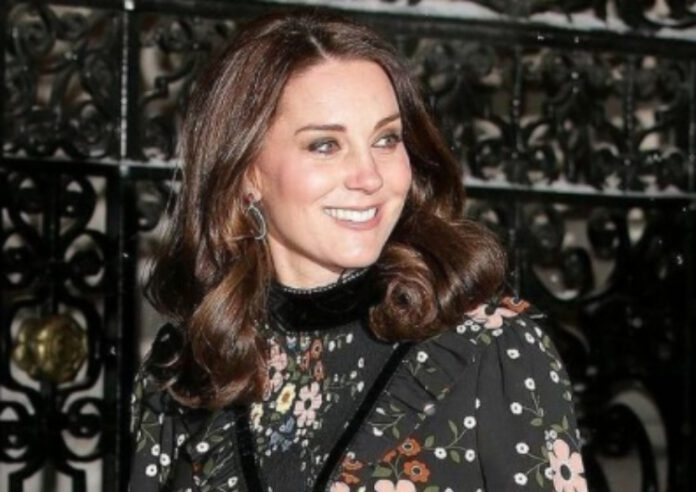Księżna Kate radosna nowina