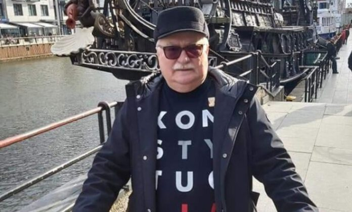 Lech Wałęsa o sytuacji w rodzinie