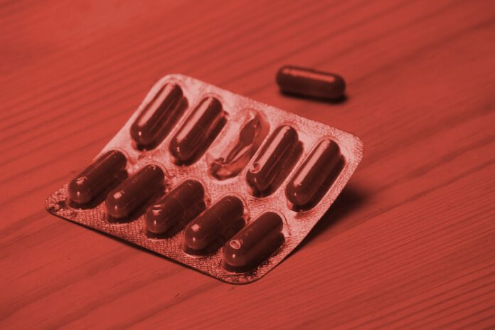 lek przeciwbólowy