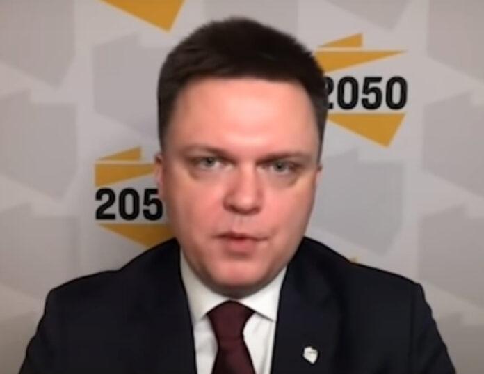 Szymon Hołownia, Polska 2050
