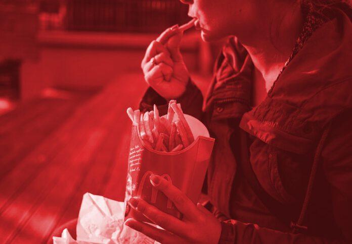 ohyda w McDonald's