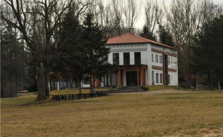 Marta Kaczyńska i jej posiadłość