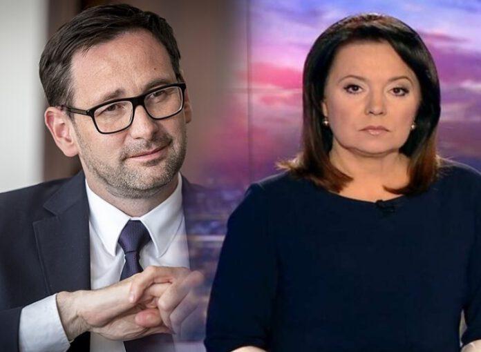 Obajtek wiadomości TVP