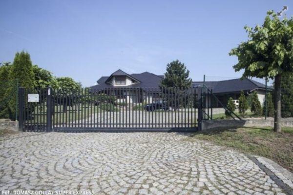 Paweł Kukiz dom