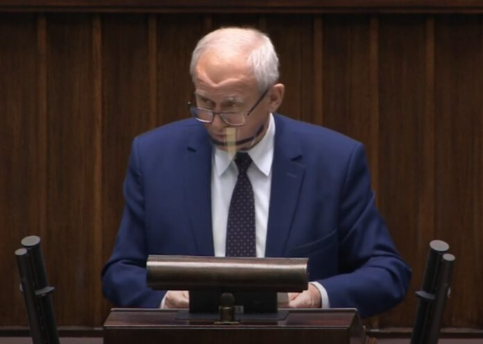Krzysztof Tchórzewski, Prawo i Sprawiedliwość