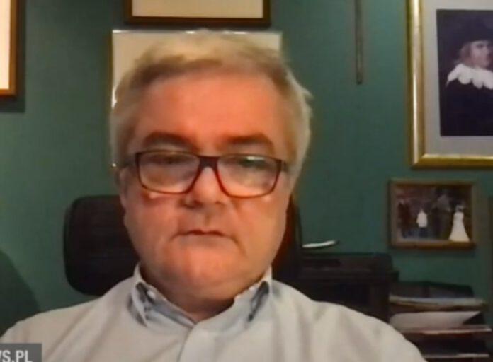 profesor Andrzej Fal o COVID-19
